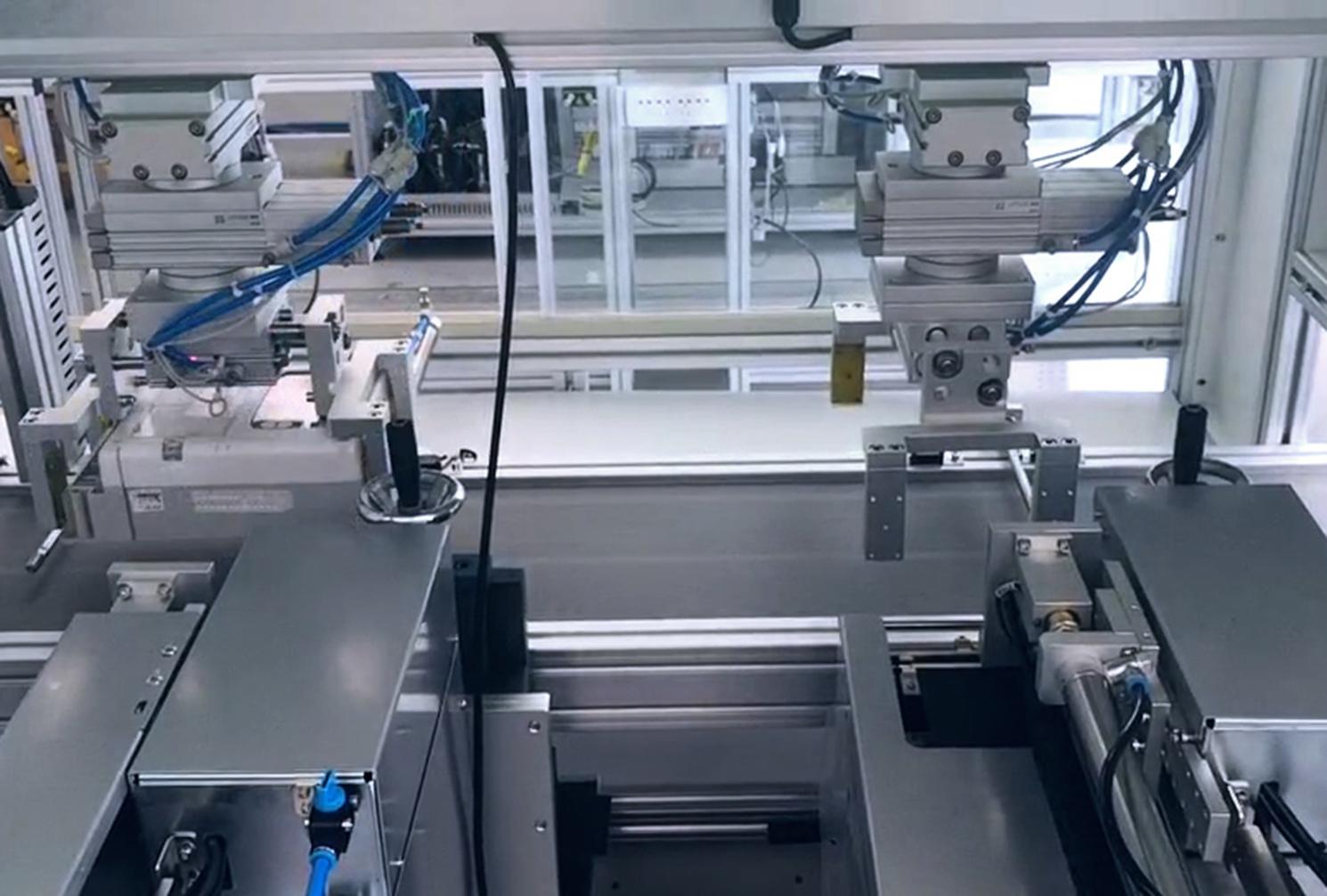 打印贴标机